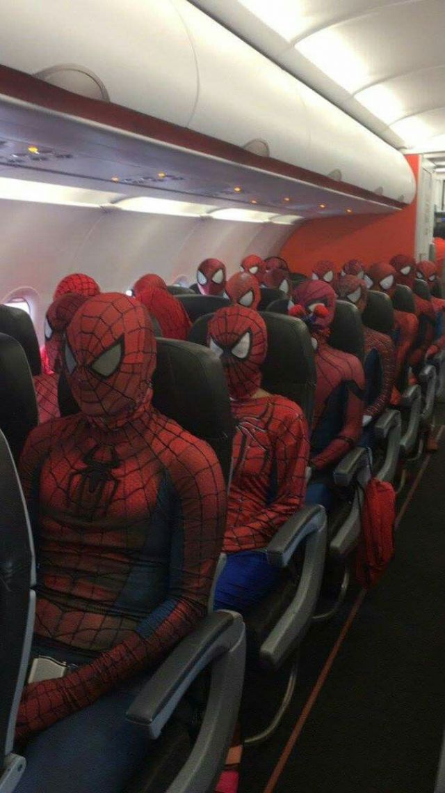 The Spider-Man Congress
