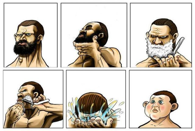 Reasons to Never Shave Off Your Beard