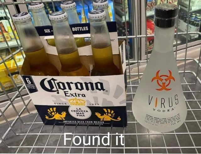Corona beer meme - Funny pictures, memes - funvizeo.com - memes,funny,coronavirus,covid-19,corona beer