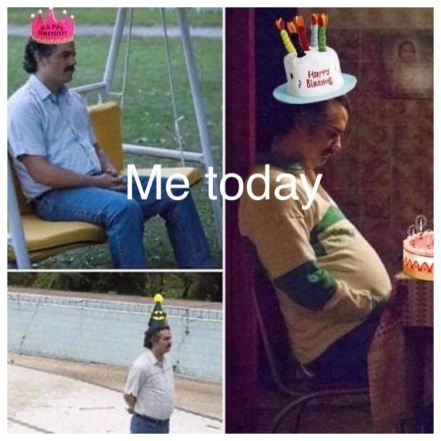 Happy Birthday In Quarantine Meme