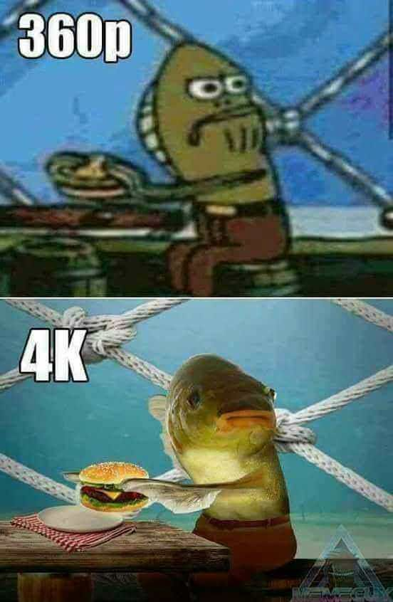 What is 4K resolution