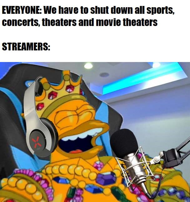 2020 is the streamers year!