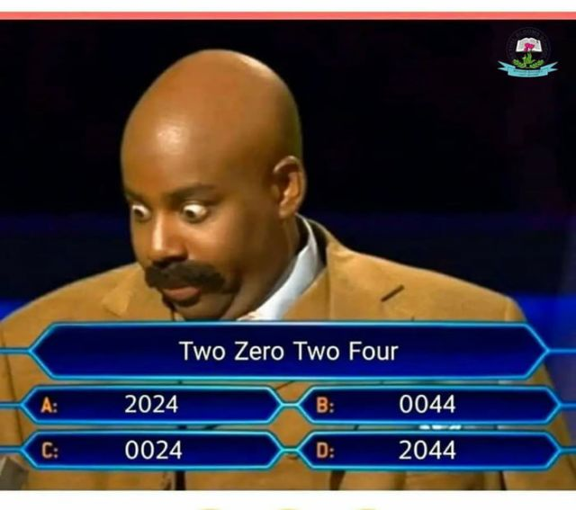 Two Zero Two Four Riddle Answer - Funny pictures, memes - funvizeo.com - memes,funny
