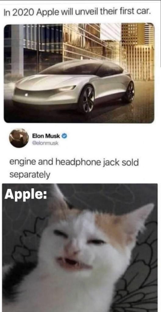 Apple car 2020 - Funny pictures, memes - funvizeo.com - elon musk meme,memes,funny,apple car
