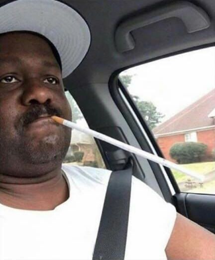 I promised my wife to smoke only one cigarette per day