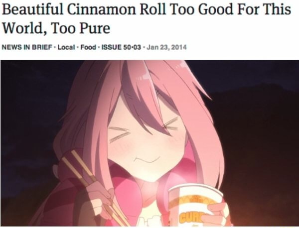 Beautiful Cinnamon Roll Too Good For This World, Too Pure NEWS IN BRIEF Local Food ISSUE 50 03 Jan 23, 2 memes