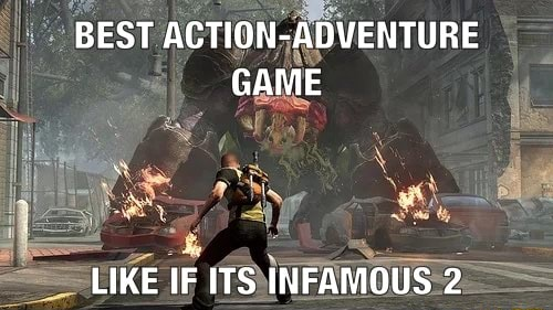 ADVENTURE BEST ACTION. GAME SS LIKE IF meme
