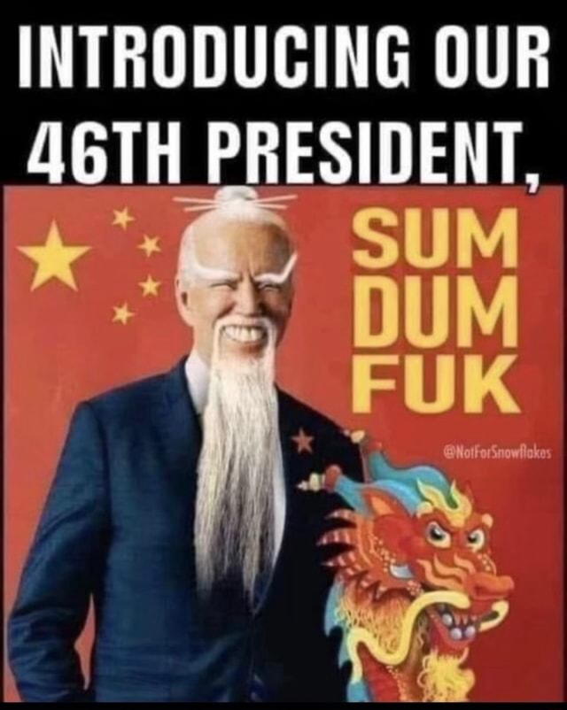 INTRODUCING OUR PRESIDENT, meme