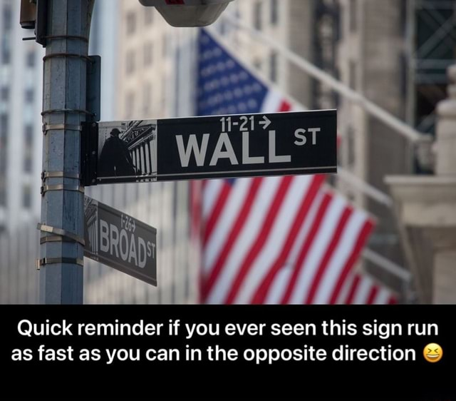 Quick reminder if you ever seen this sign run as fast as you can in the opposite direction Quick reminder if you ever seen this sign run as fast as you can in the opposite direction memes
