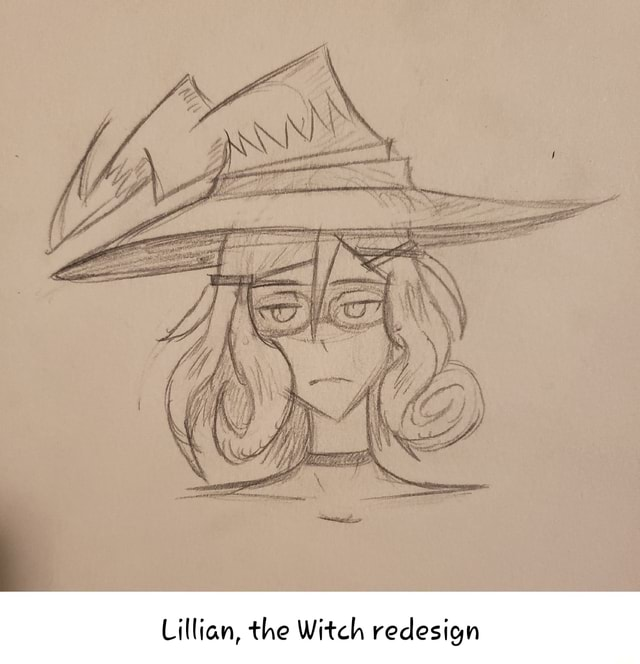 Lillian, the Witch redesign memes