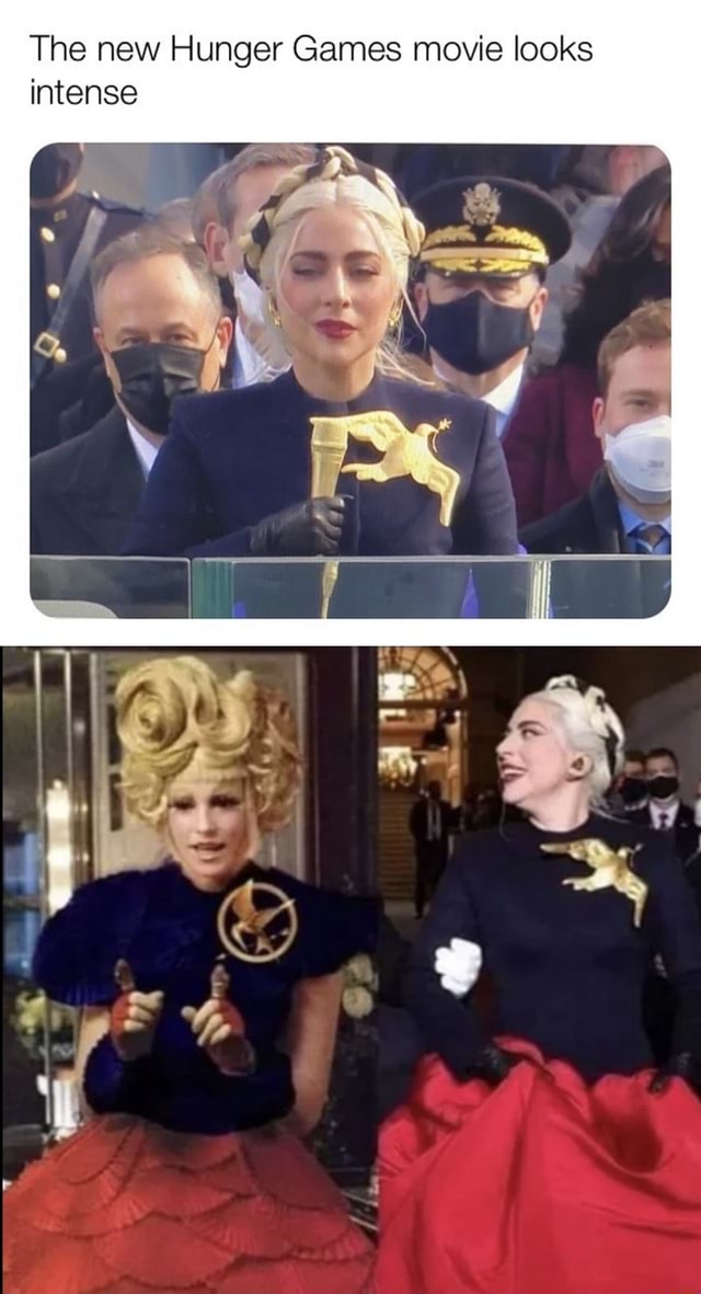 The new Hunger Games movie looks intense es memes