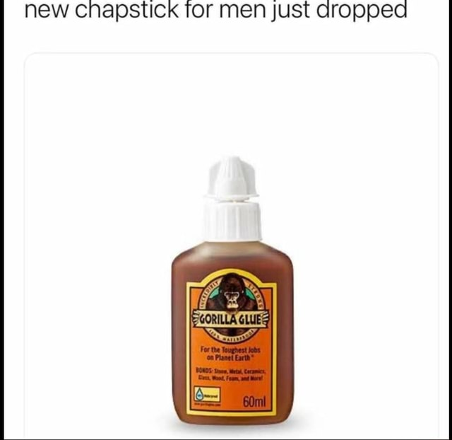 New cnapstick for men just dropped memes