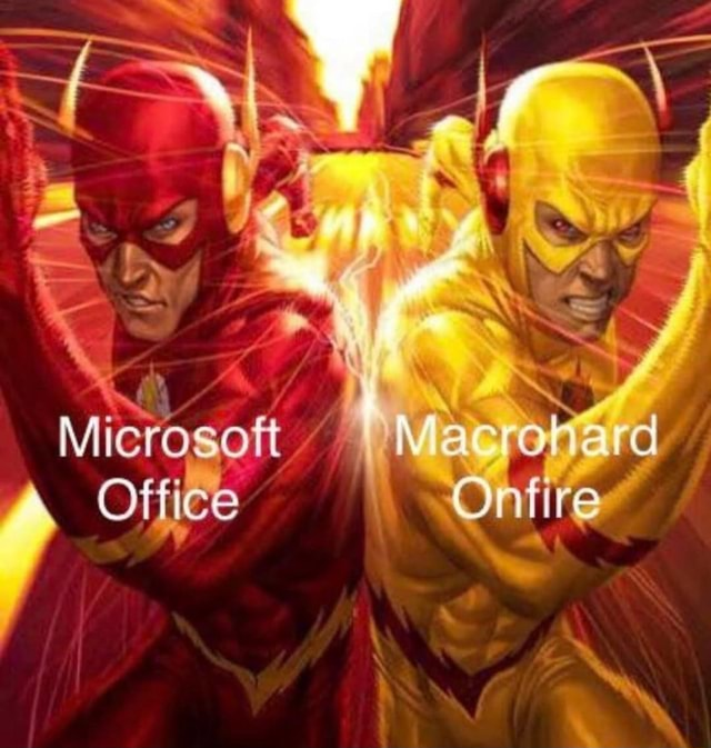 Microsoft Office re sQ memes