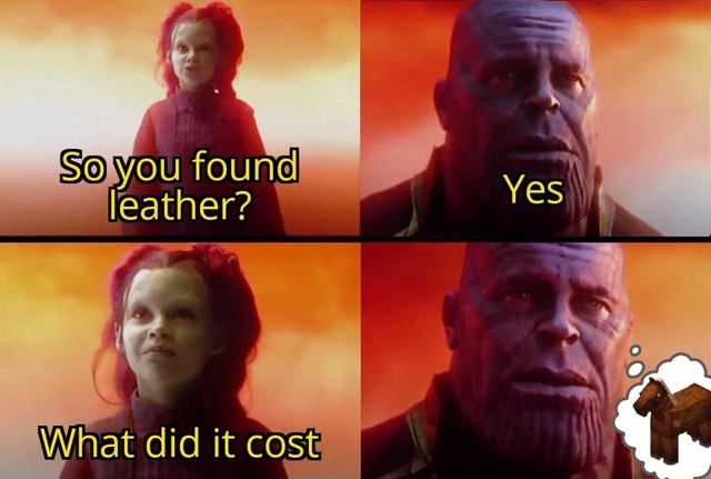 Soyou What did it cost memes