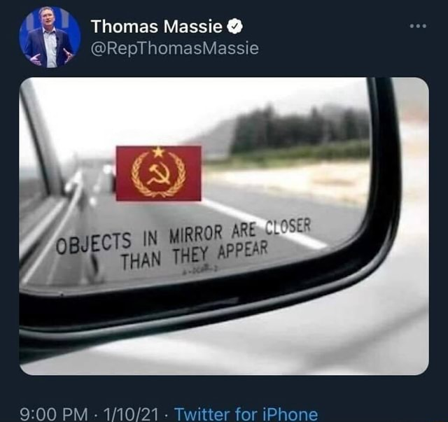 Thomas Massie RepThomasMassie TS IN THAN THEY ROR ARE THAN THEY, PM  Twitter for iPhone memes