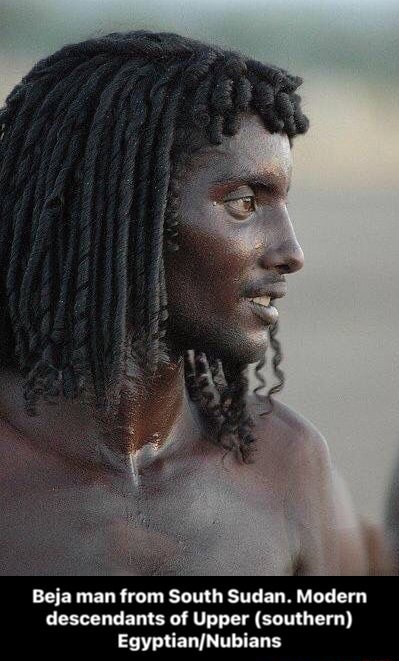 Beja man from South Sudan. Modern descendants of Upper southern  Beja man from South Sudan. Modern descendants of Upper southern Egyptian Nubians memes