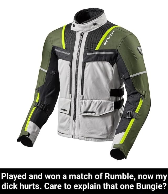 Played and won a match of Rumble, now my dick hurts. Care to explain that one Bungie  Played and won a match of Rumble, now my dick hurts. Care to explain that one Bungie memes