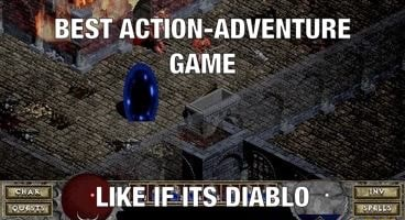 BEST ACTION ADVENTURE GAME LIKE IF ITS DIABLO memes