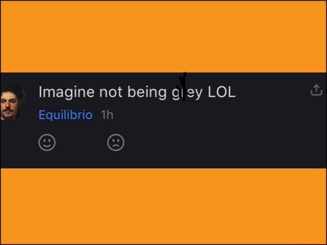 Imagine not being gi sy LOL Equilibrio Th memes