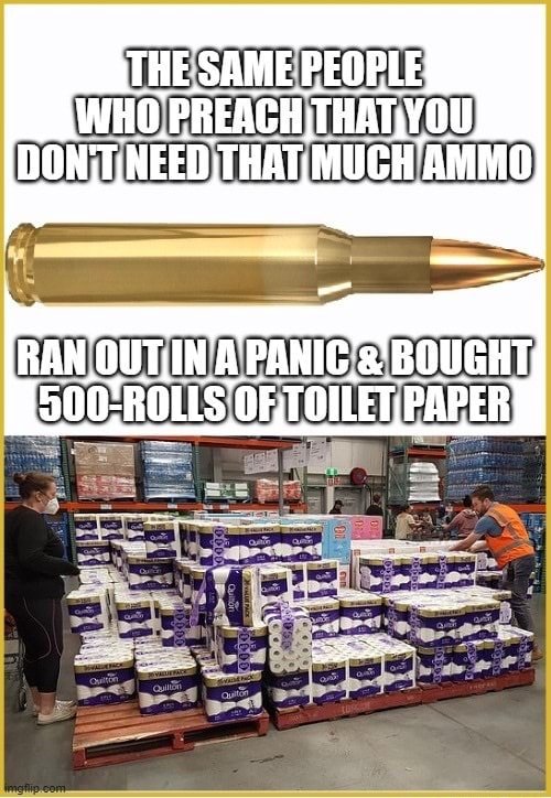 DON TNEED THAT MUCH AMMO memes