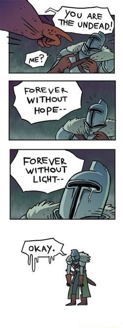 FOREVER, WITHOUT HopE  FoREvER WITHOUT meme