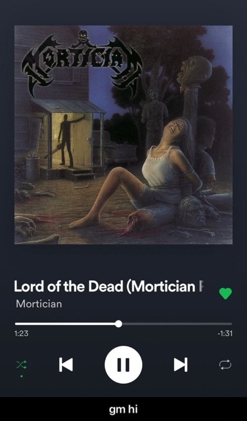 Lord of the Dead Mortician Mortician gm hi memes