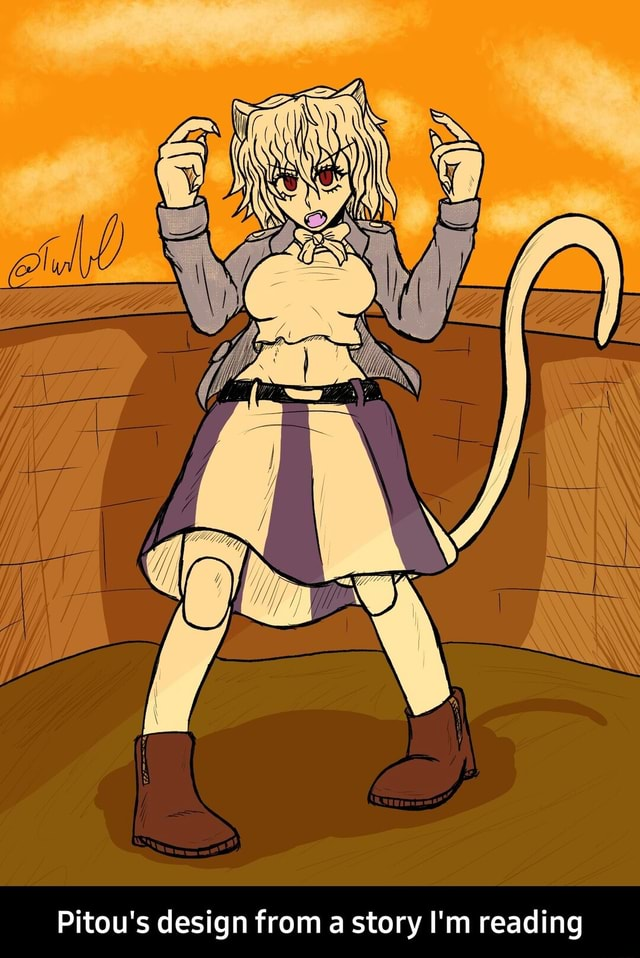 AN Pitou's design from a story I'm reading  Pitou's design from a story I'm reading memes