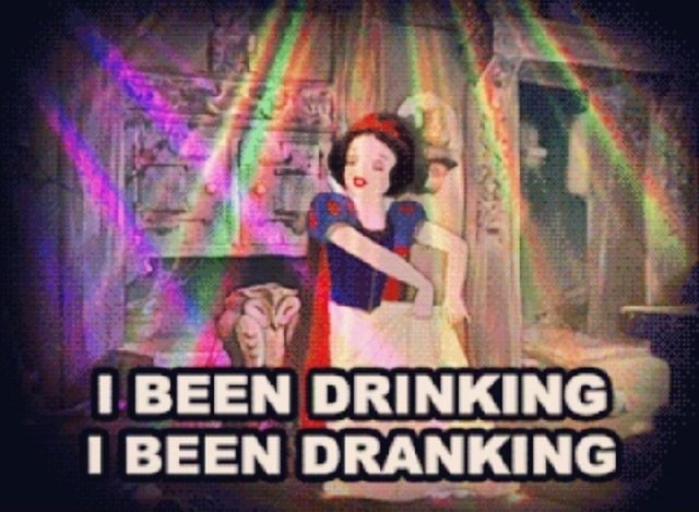 BEEN DRANKING memes
