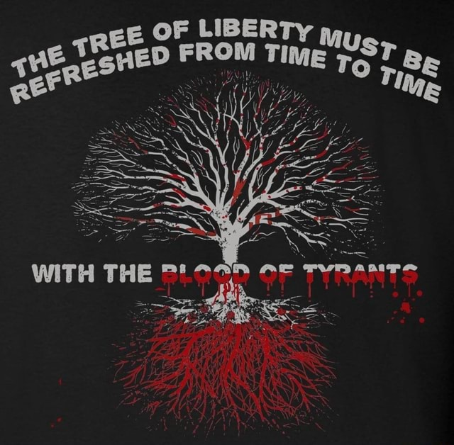 OF LIBERTY FROM Time To Be THE meme