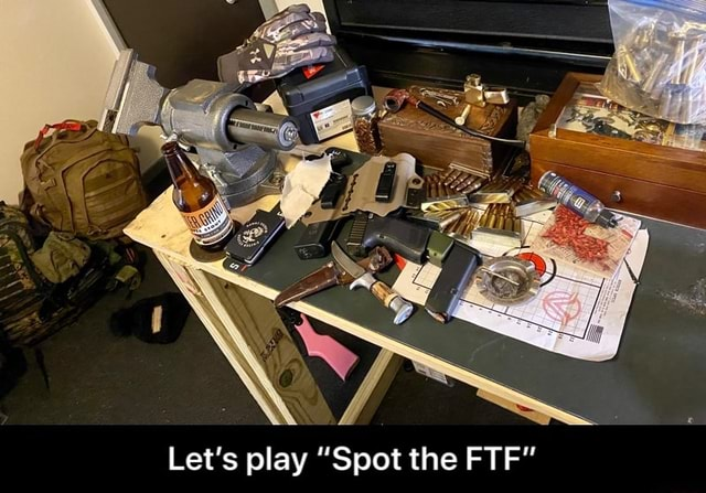 SS Let's play Spot the FTF Let's play Spot the FTF meme