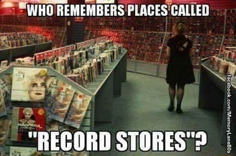 WHO REMERBERS PLAGES CALLED RECORD memes