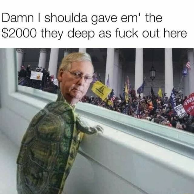 Damn shoulda gave em the $2000 they deep as fuck out here memes