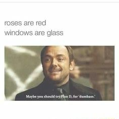 Roses are red windows are glass meme