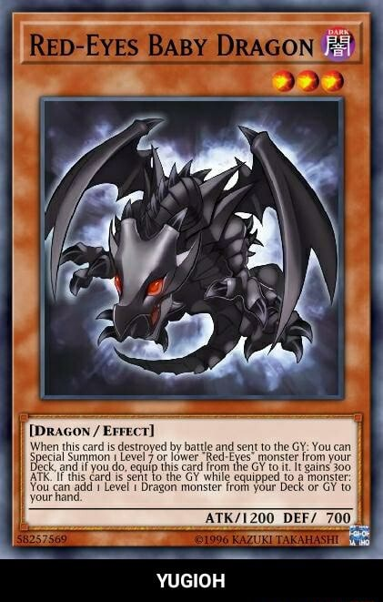 Ths sent fo the CY You'can add 1 Level Dragon your hand,  YUGIOH memes