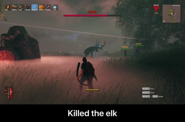 Killed the elk  Killed the elk memes
