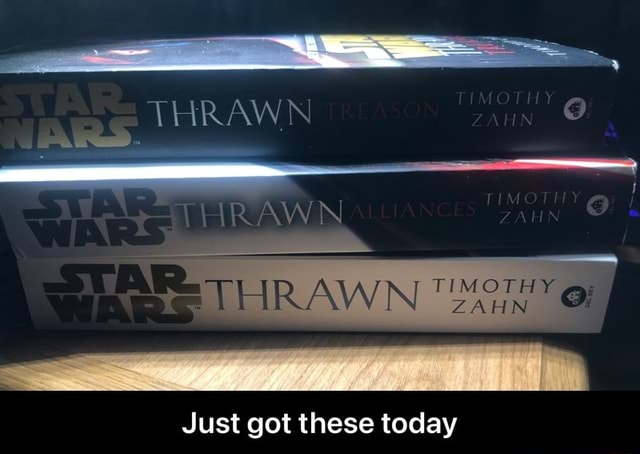 IRAWK CLAW THRAWN on Just got these today  Just got these today memes
