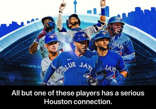 All but one of these players has a serious Houston connection.  All but one of these players has a serious Houston connection memes