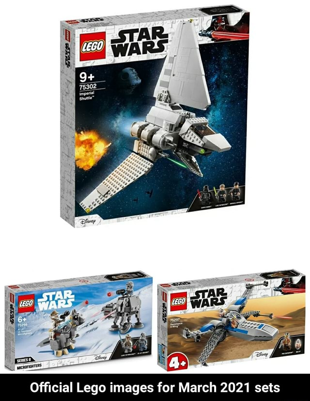 Official Lego images for March 2021 sets  Official Lego images for March 2021 sets memes