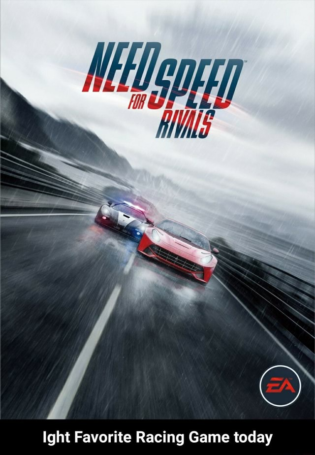 Ight Favorite Racing Game today  Ight Favorite Racing Game today meme