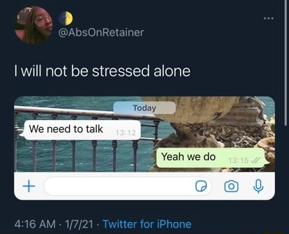NRetainer will not be stressed alone memes
