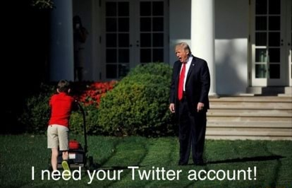 Need your Twitter account memes