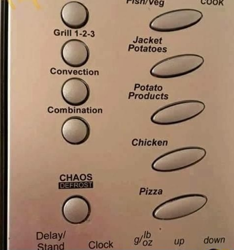 Grill 1 2 Potatoes Potato Products Chicken Pizza OI Ctand Clock Voz up down memes