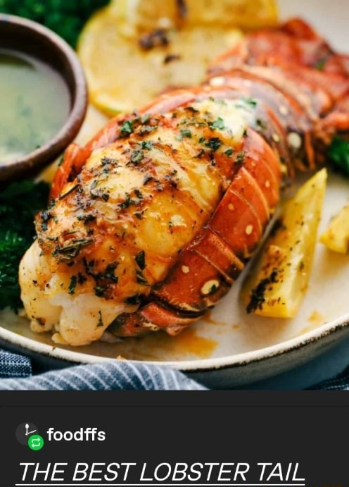 Foodfts THE BEST LOBSTER TAIL memes