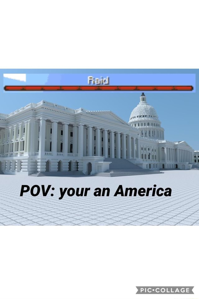 POV your an America PIC*COLLAGE memes