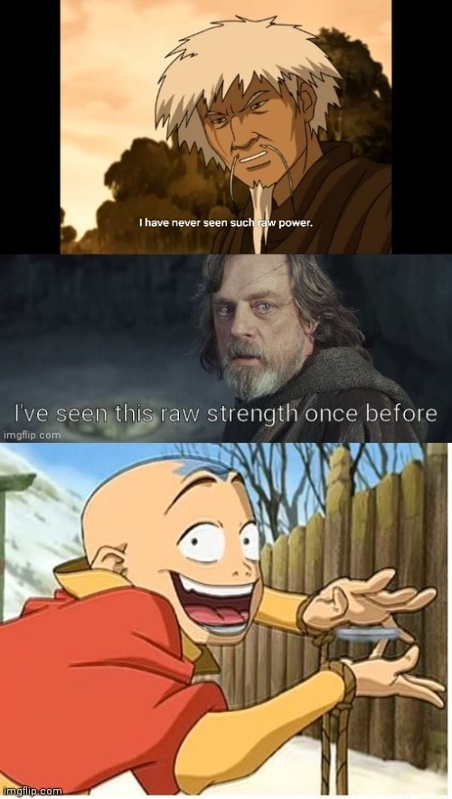 Strength once before memes
