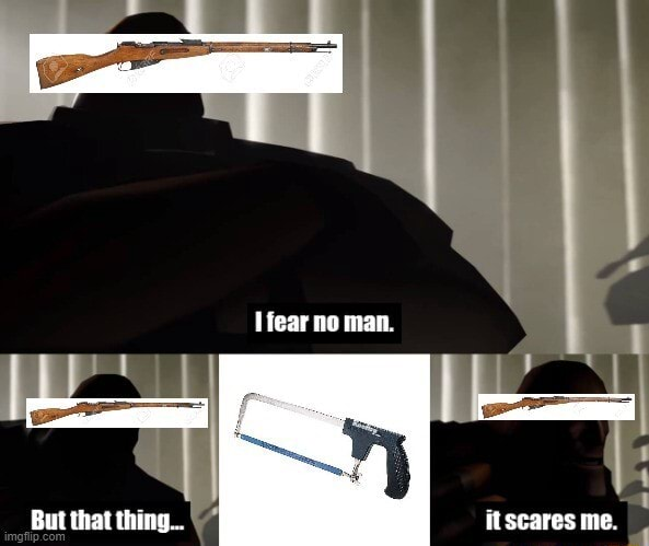 Lear no man. But that thing itscares me memes