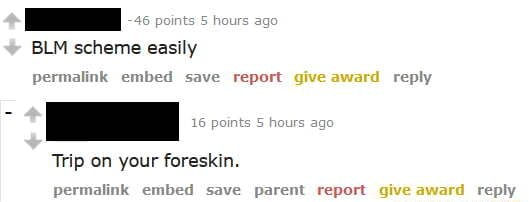 BLM scheme easily k embed save report give award rej Trip on your foreskin meme