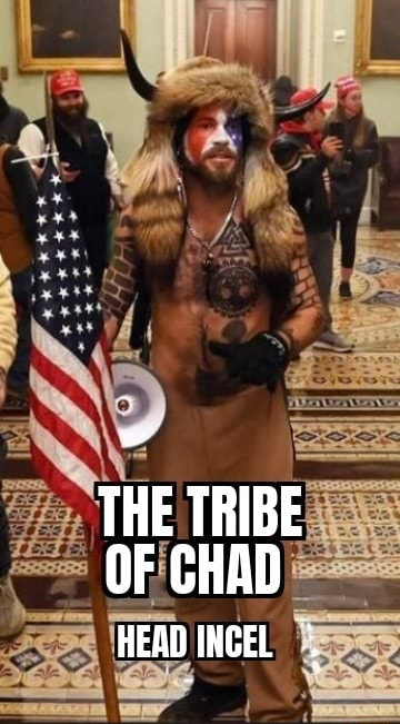 THE TRIBE OF CHAD HEAD INCEL memes