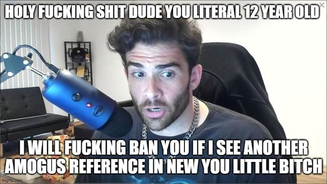HOLY FUCKING SHIT DUDE YOU LITERAL 12 YEAR OLD WILi FUCKING BAN YOU IF SEE ANOTHER GUS REFERENCE IN NEW YOU LITTLE BITCH memes