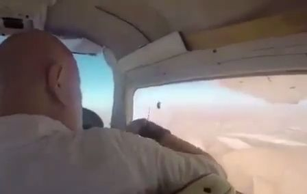 Wait for it @@ - Funny Videos - funvizeo.com - planes, bad luck, camera, funny